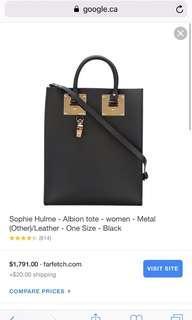 Sophie Hulme Albion tote