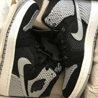 "REPRICED!!! Air Jordan 1 Retro High Flyknit ""Shadows"""