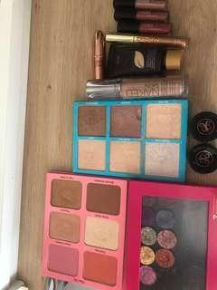 High end makeup bundle or sellSeparate