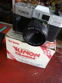 Camera film (rare)