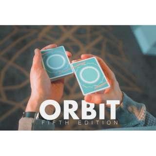 🚚 The Orbit Deck: Fifth Edition