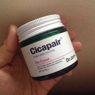 Cicapair Dr Jart+ Derma green solution
