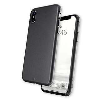 🚚 Caudabe The Sheath for iPhone XS Max (Classic Black)