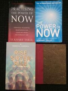 'The secret' & 'Rise sister rise'