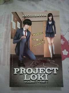 Project Loki Volume 1 Part 1& 2
