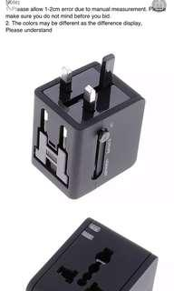 Travel- Universal Travel Adaptor