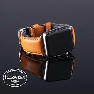🚚 Marzi Poco US Horween Leather Apple Watch Strap 42mm 44mm