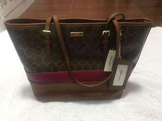 *Authentic Nine West Tote