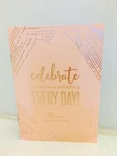 (NEW) erin condren Perpetual Calendar Note Book