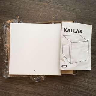 KALLAX shelf door
