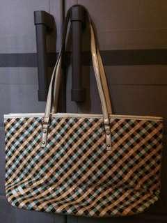 Ninewest tote bag authentic