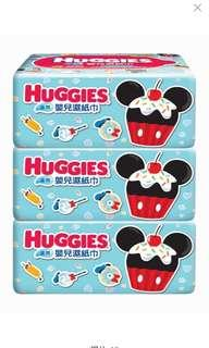 Huggies 濕紙巾