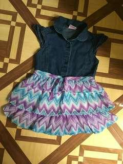 Imported baby dress
