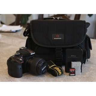 Nikon D5300 Entry Level DSLR