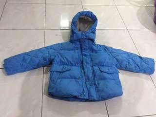 Winter Time Down Jacket
