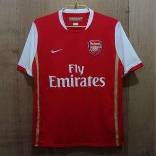 NIKE FLY EMIRATES ARSENAL FOOTBALL JERSEY - MEDIUM
