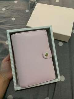Kikki K personal planner Pale Pink