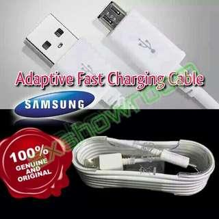 1.5M Authentic Samsung Adaptive Fast Charge Data Cable
