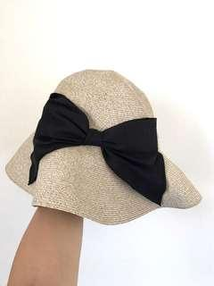 Gorgeous straw hat from Japan