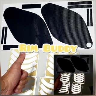 AM /Tempo Carbon Fiber Black*Off Kit by Rim Buddy