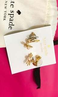 Kate Spade earrings Authentic