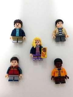 Lego Compatible Stranger Things