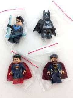 Lego Compatible Batman v Superman