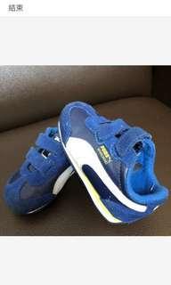 🚚 二手puma男童鞋