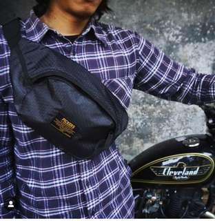 ⚡PICKERS SERVICE 'KNUCKLE HEX' BAG