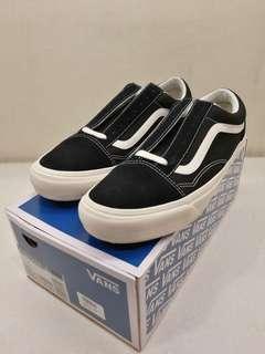 Vans OG Old Skool LX US10.5 Black White