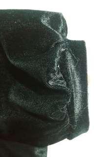 Preloved silk blouse