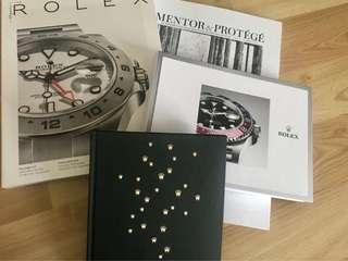 Rolex Magazines