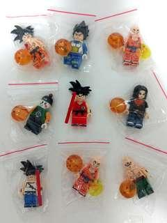 Lego Compatible Dragonball