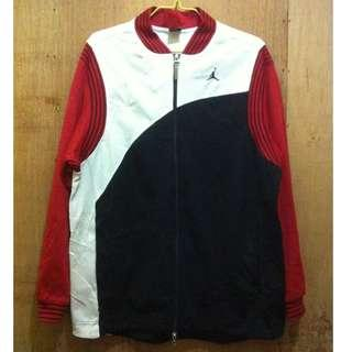 AIR JORDAN 20 YEARS VARSITY JACKET (2005) - LARGE