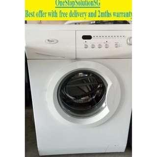 Whirlpool 5.0kg , washer / washing machine ($250 + delivery and 2mths warranty)