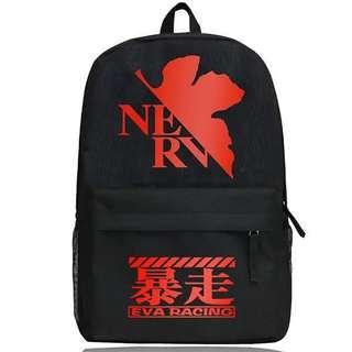 Neon Genesis Evangelion Backpack / School Bag