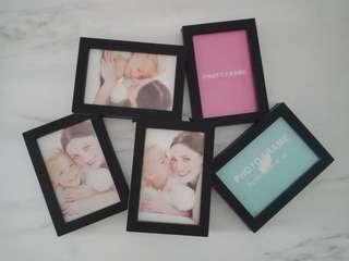 5-Picture Family Photo Frame