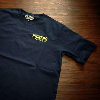 ⚡PICKERS SERVICE 'FLAGS' MOTO TEE