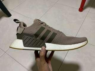 Adidas NMD_R2 (Vapour Grey & Branch)