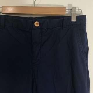 Zara Woman Blue Pants