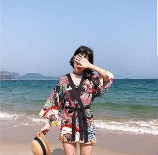 BIG CARP Kimono