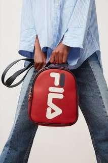 Fila bag leather