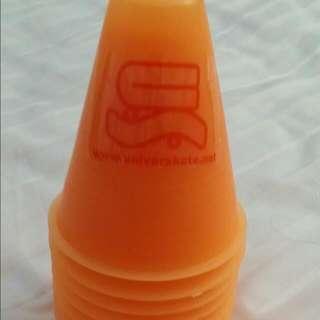 10 mini cones for skaters