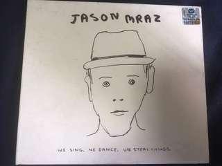 Jason Mraz CD