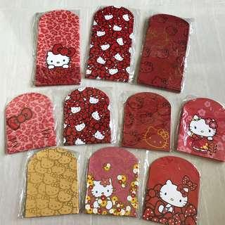 BN Hello Kitty Red Packets