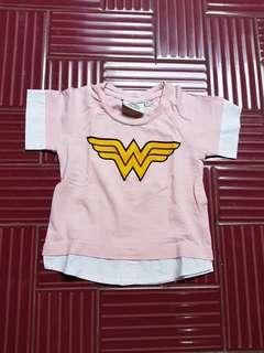 kaos DC wonder women