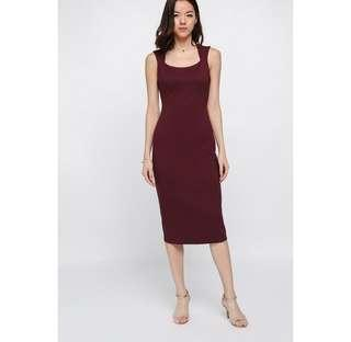 Love Bonito Olestra Midi Dress