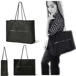 📣Ready stock📣MARC JACOBS black tote bag