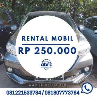 Rental mobil 125rb/ per hari ab rent car bandung