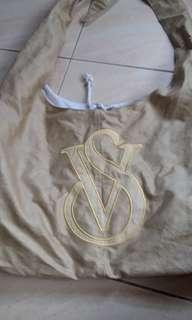 Victoria's Secret Canvas Tote Bag